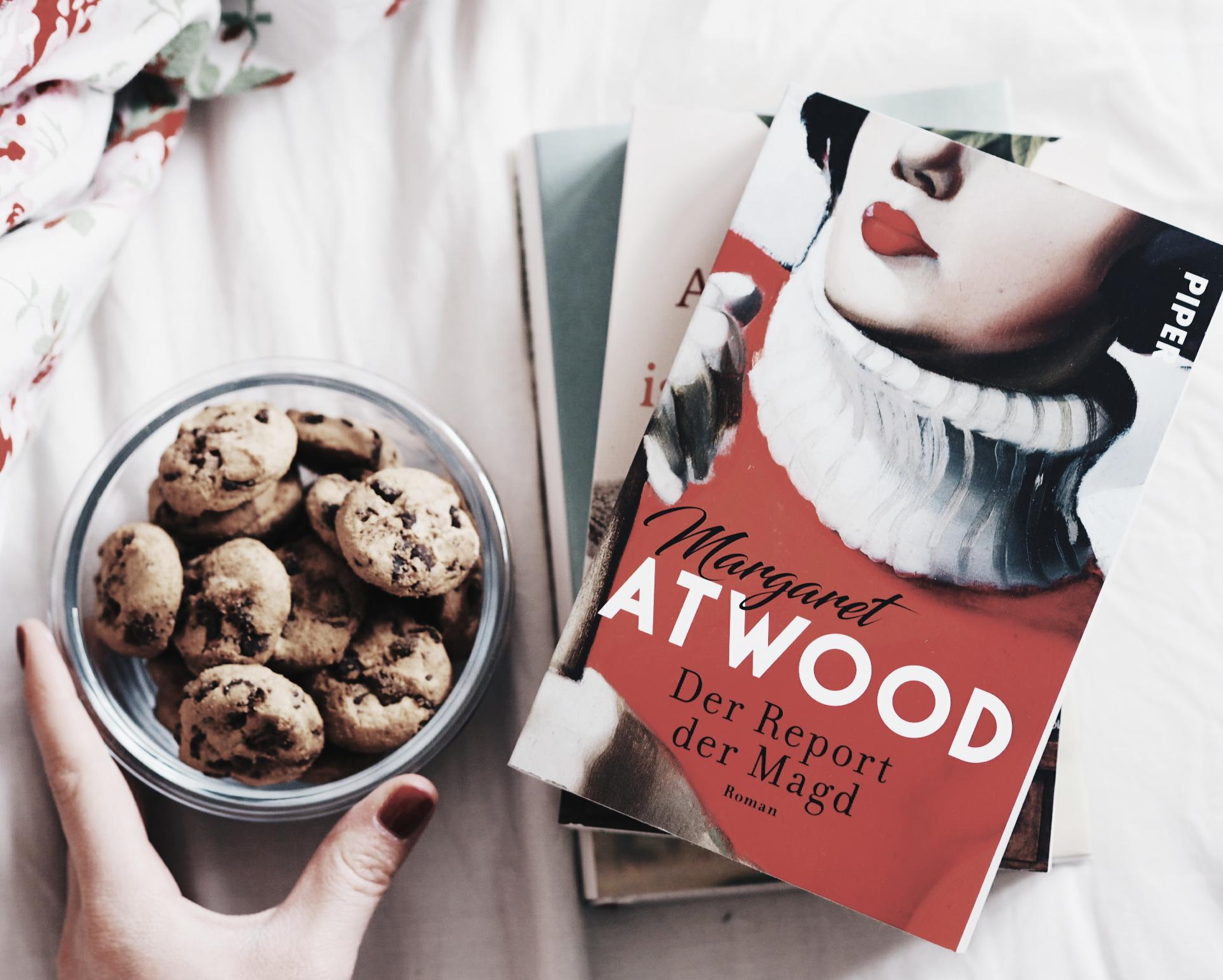 atwood der report der magd